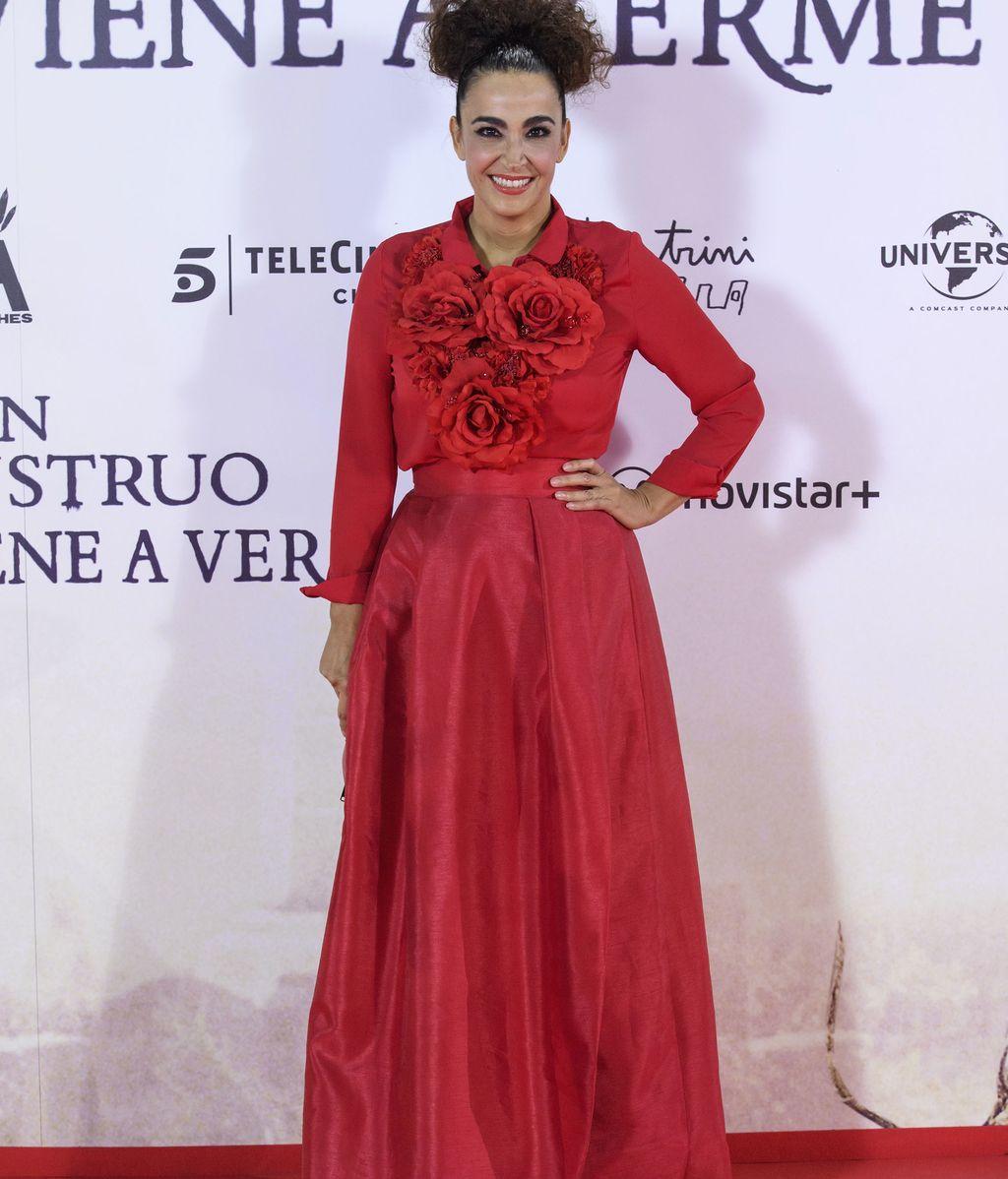 Cristina Rodríguez ('Cámbiame')