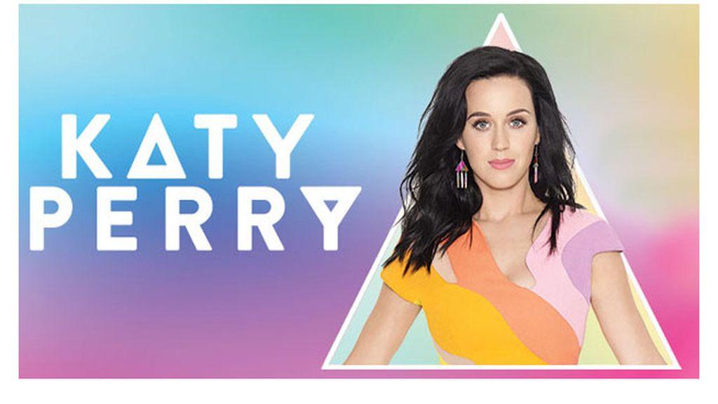 Katy Perry anuncia la gira europea del Prismatic World Tour