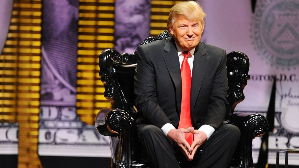 Donald Trump, a la parrilla en Comedy Central
