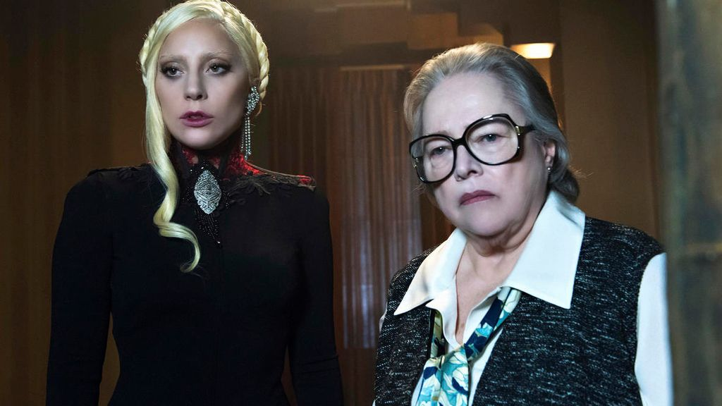 Lady Gaga se estrena en Energy con 'American horror story: Hotel'