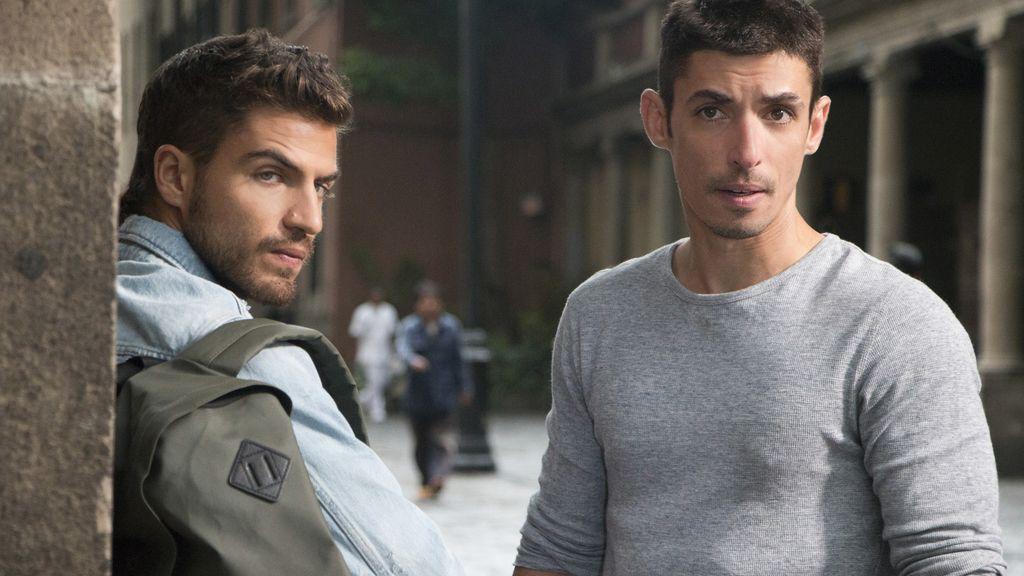 Maxi Iglesias participa en 'Ingobernable', de Netflix