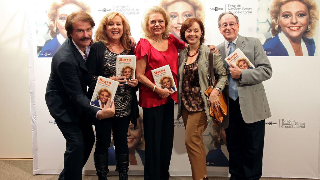 Presentación memorias Mayra Gómez Kemp, ¡Y hasta aquí puedo leer!, Bigote Arrocet
