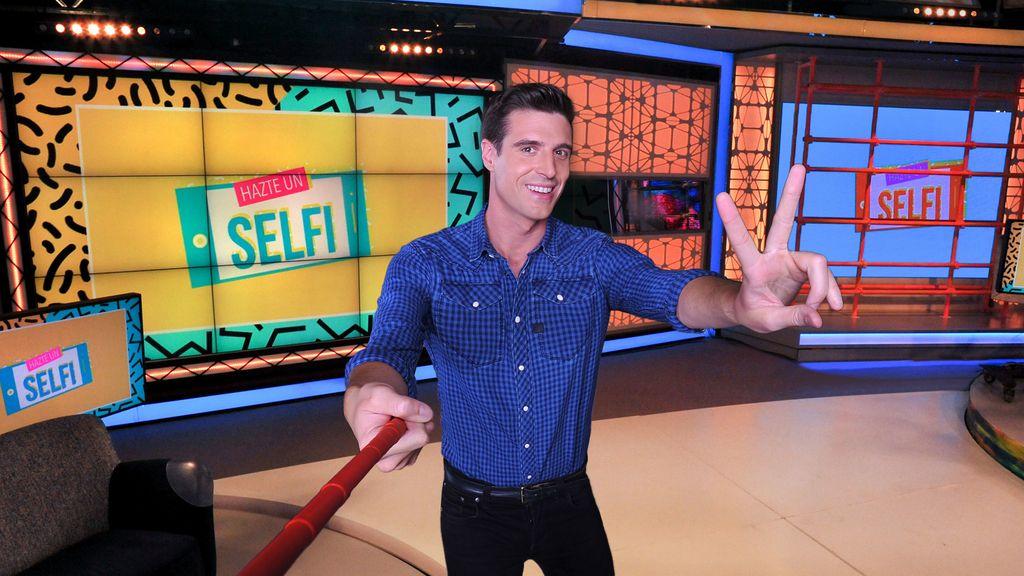 Uri Sabat Hazte un selfi en Cuatro