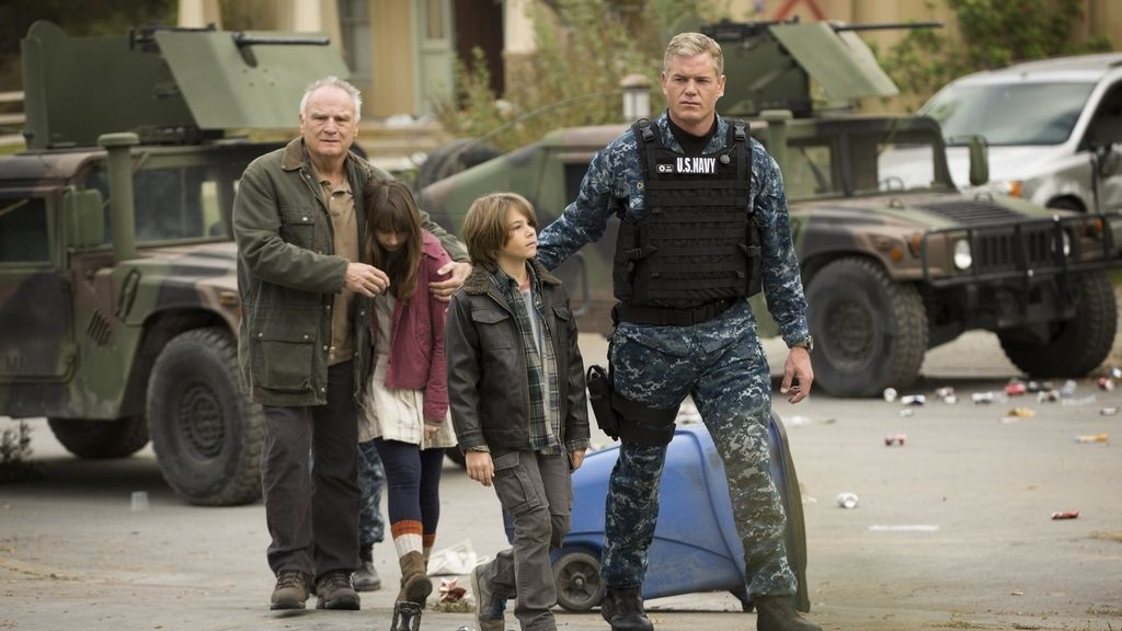 'The last ship' en TNT