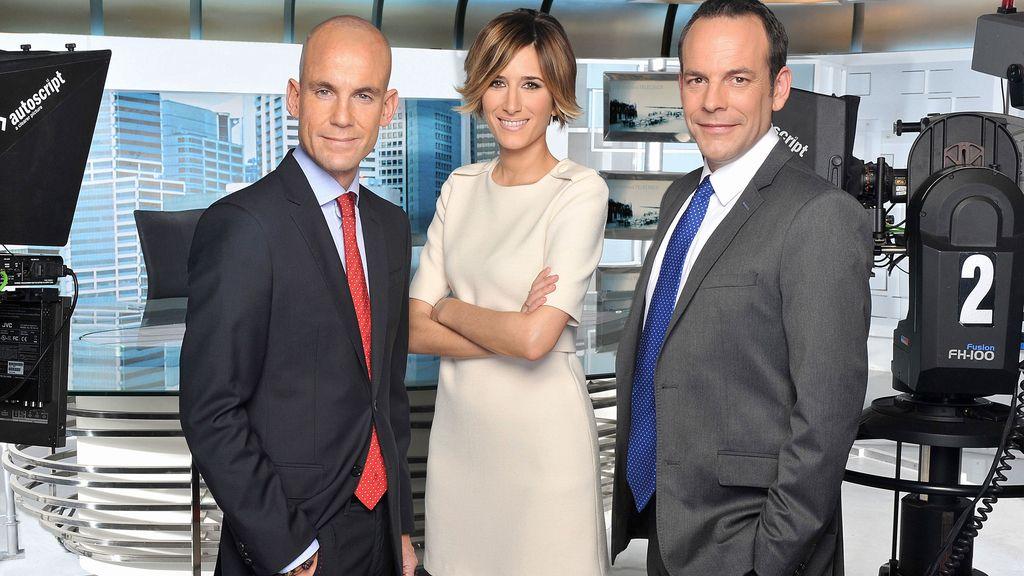 Informativos Telecinco matinal