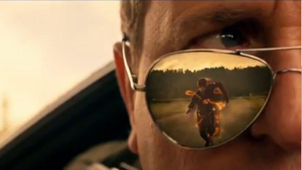 'The Flash' se salta el límite de velocidad permitido
