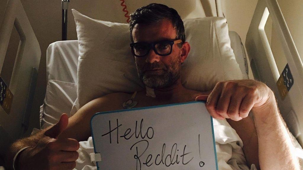 Stefán Karl Stefánsson es el villano Robbie Rotten en 'Lazy town'