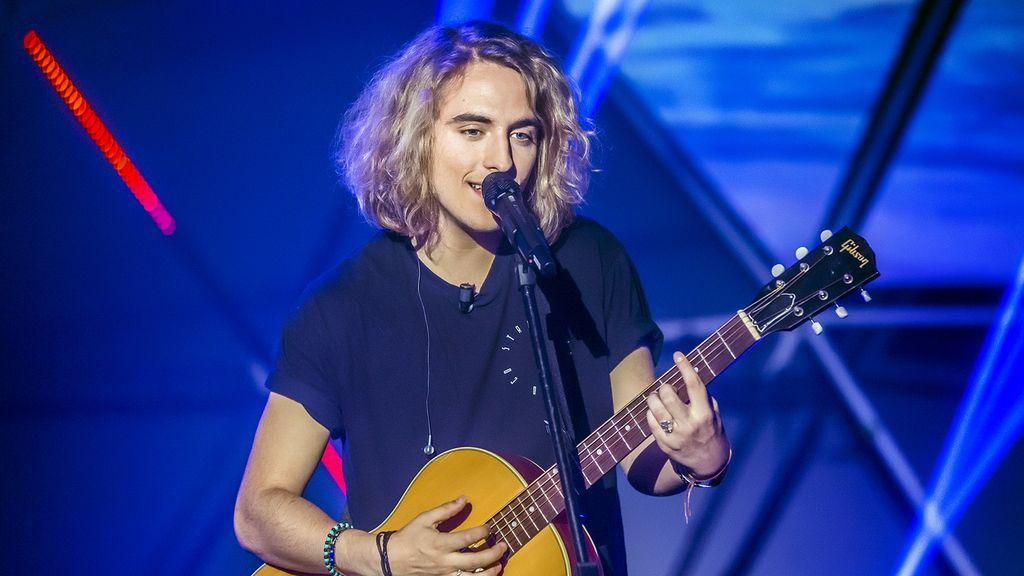 Manel Navarro, representante de TVE en el Festival de Eurovisión 2017 en Kiev