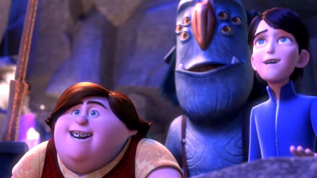 Guillermo del Toro abre las puertas de un mundo secreto en 'Trollhunters'