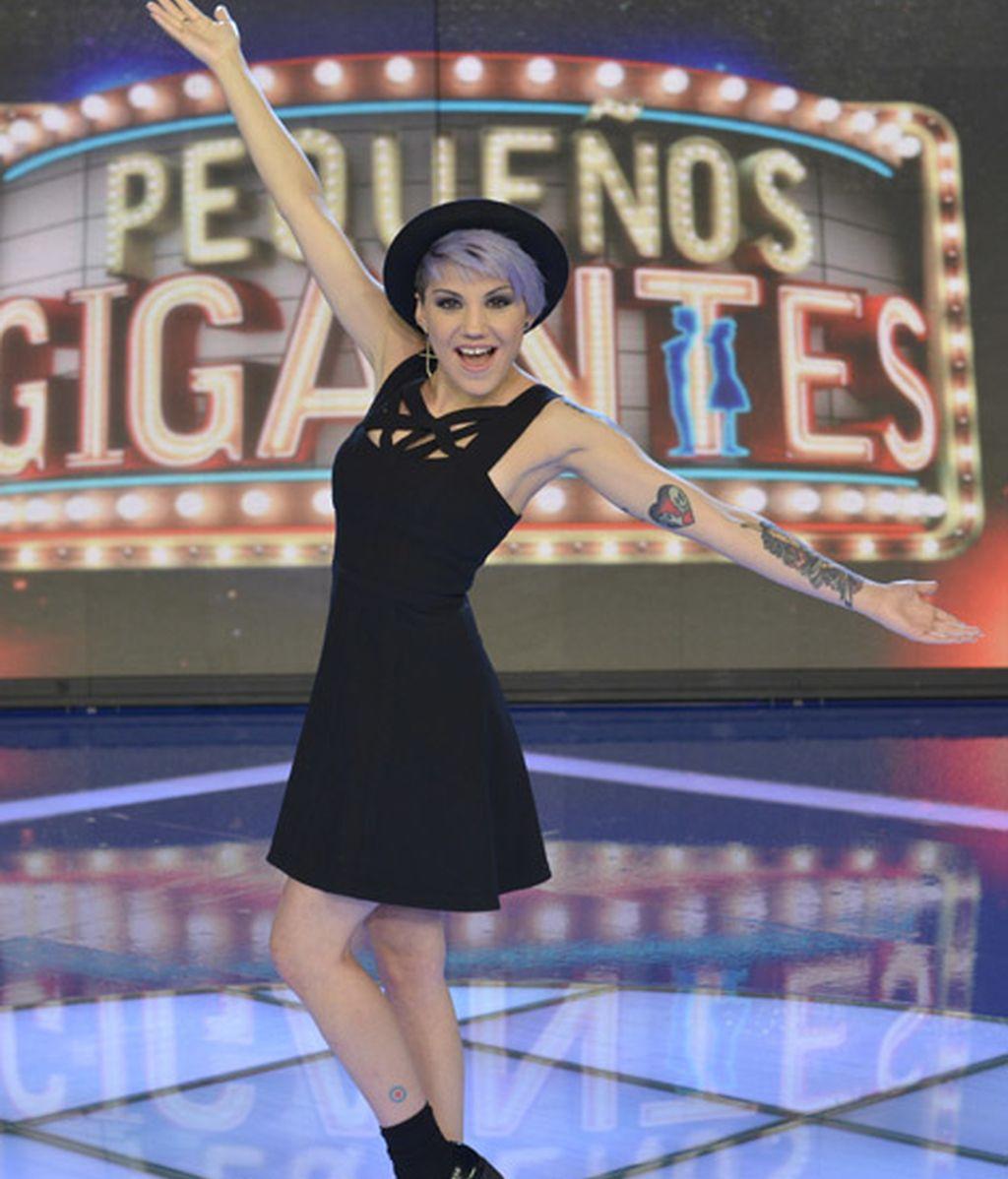 Angy Fernández, jurado
