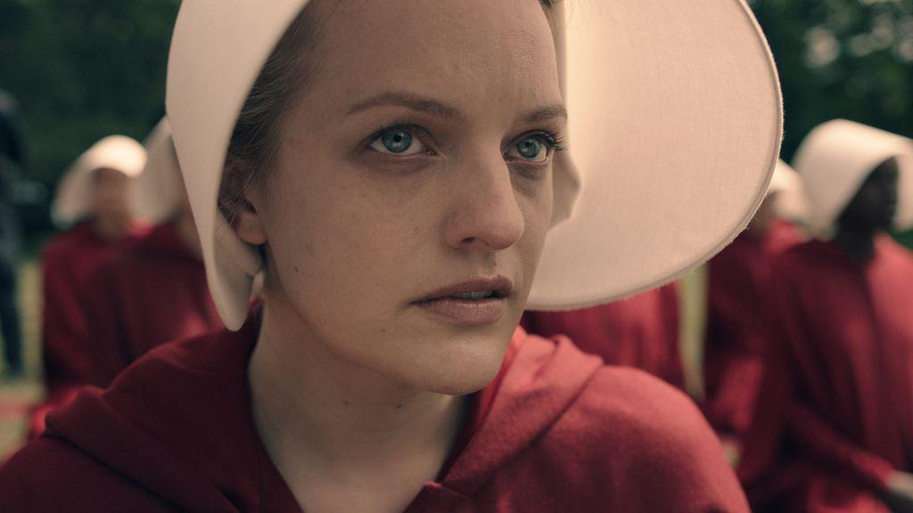 Escena de la serie 'The handmaid's tale', de Hulu