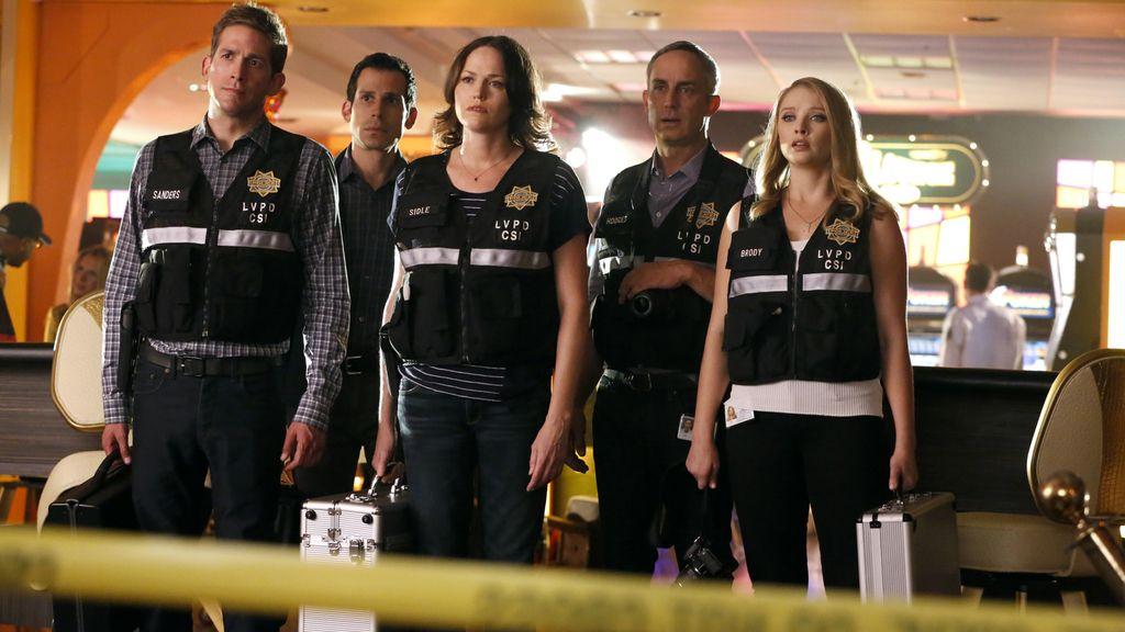 CSI. Caso cerrado