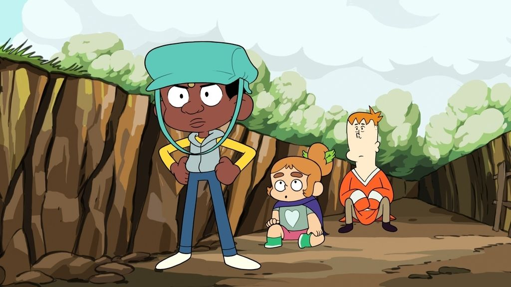 Craig of the Creek, de Cartoon Network
