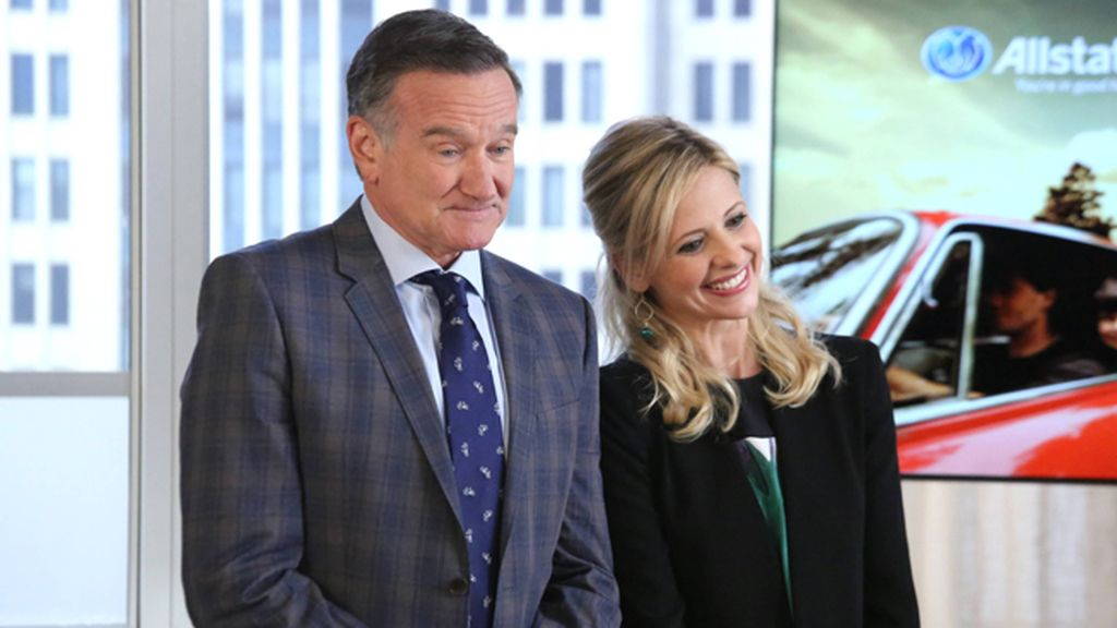 Fox preestrena 'The crazy ones' en homenaje al fallecido Robin Williams