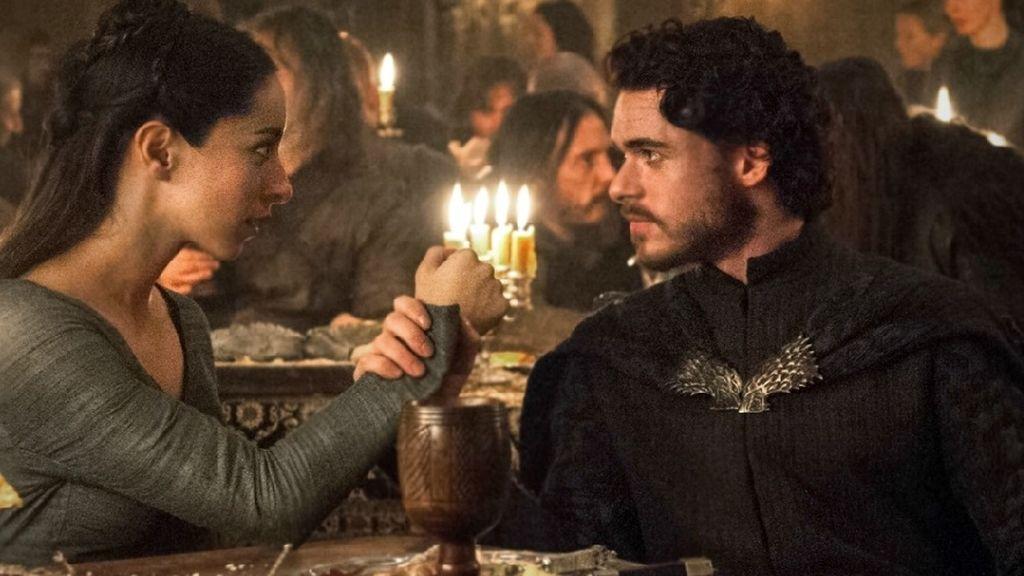 La boda roja 'Juego de tronos'