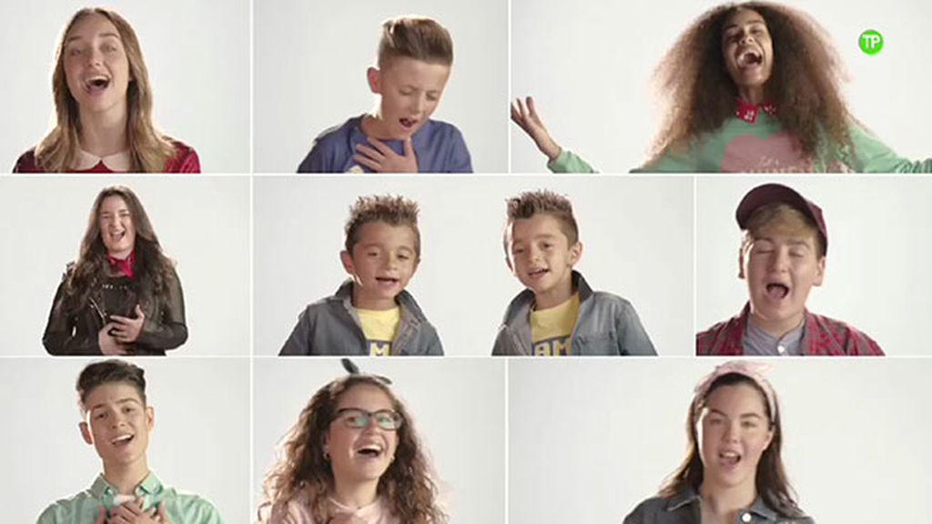 Los 'mini-artistazos' que llegan a la final de 'La voz kids'