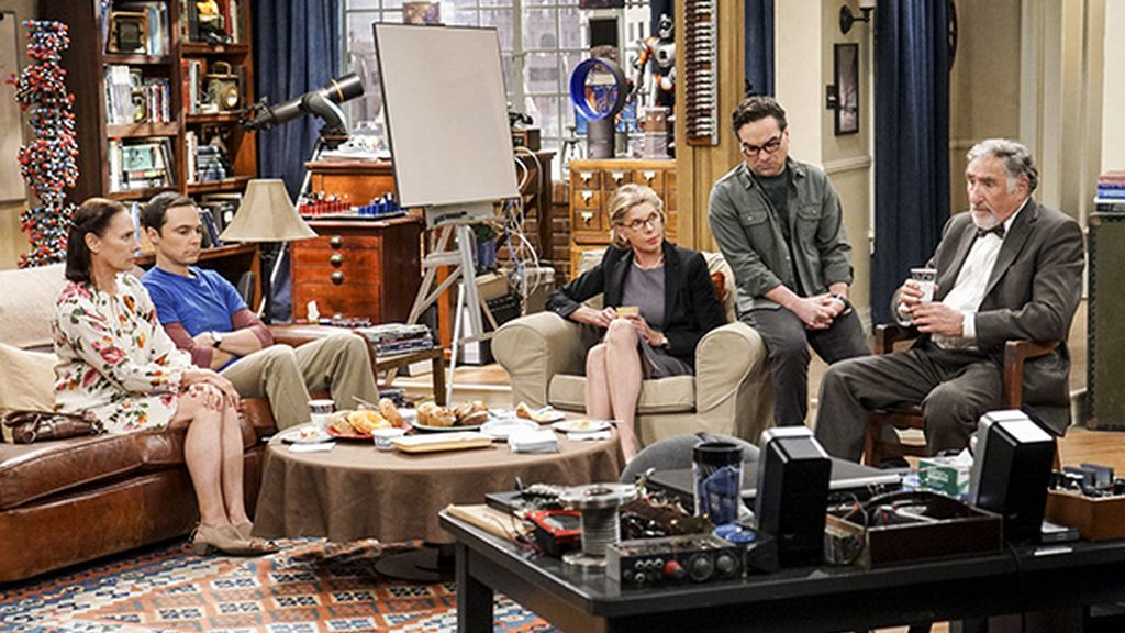 'The big bang theory'. Temporada 10
