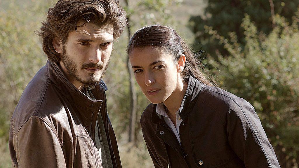 Blanca Romero y Yon González