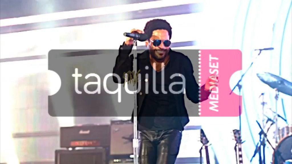 Lenny Kravitz actúa en Madrid el próximo 20 de julio compra tus entradas en Taquilla Mediaset