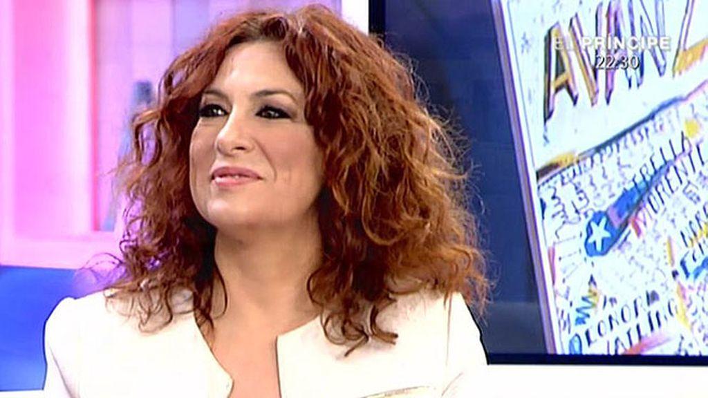 Pilar Jurado presenta 'Avanzadoras'
