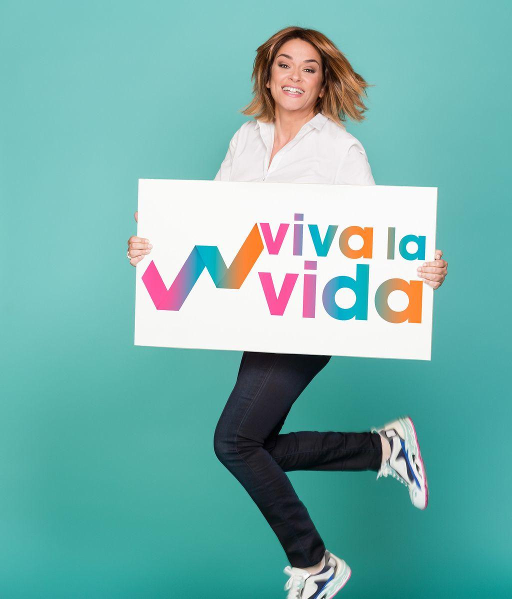 'Viva la vida' - imágenes promocionales de Toñi Moreno