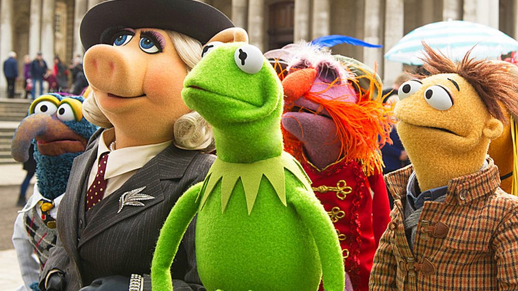 The muppets, Los teleñecos