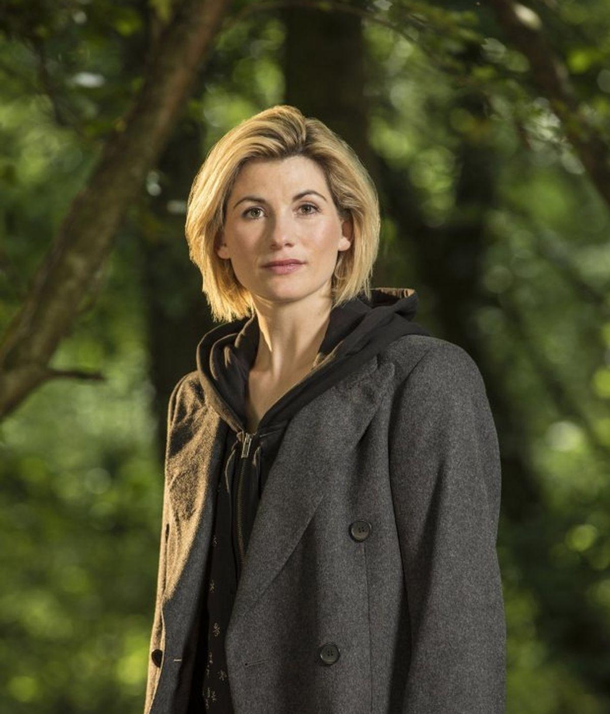 Jodie Whittaker es la 13ª cara de 'Doctor Who'