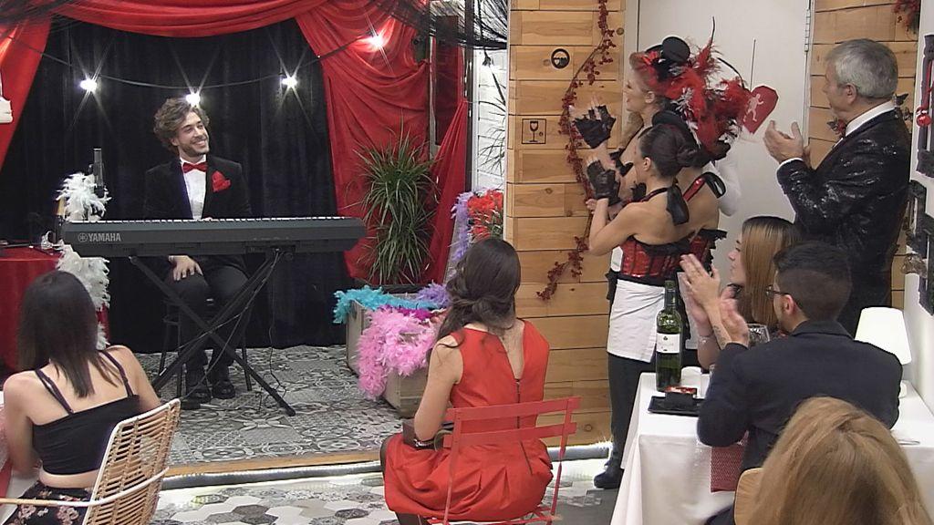 Carlos Sobera en 'First Dates', programación Nochevieja Mediaset