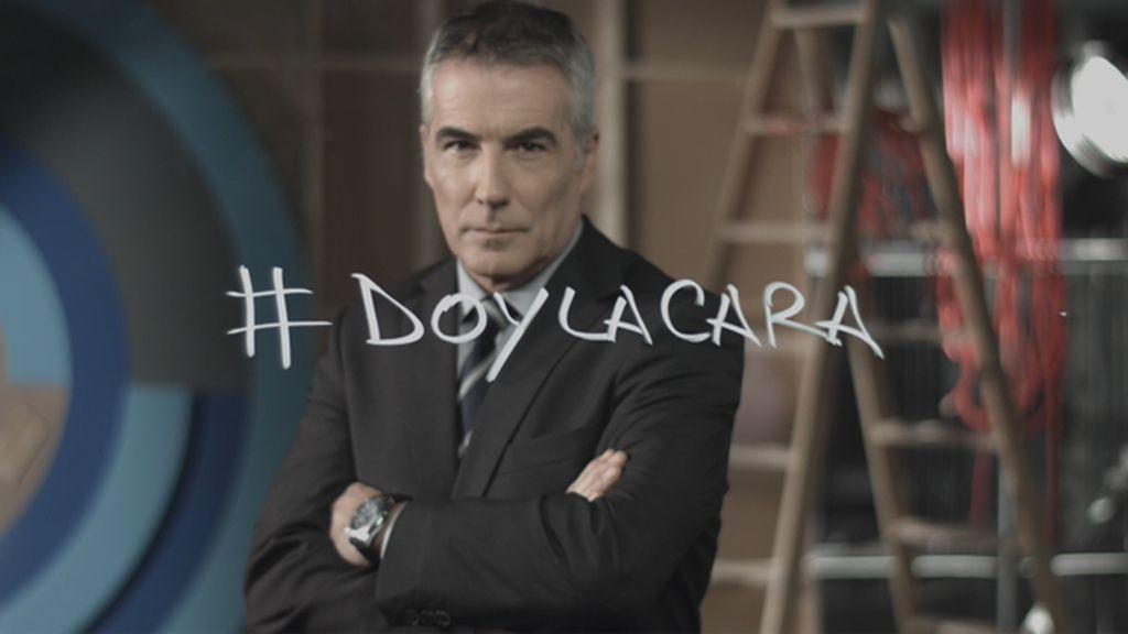 Carme Chaparro y David Cantero, 'mano a mano' por la igualdad en el blog #doylacara