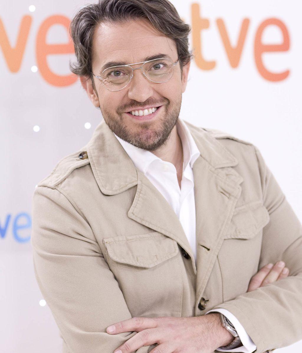 Maxim Huertas TVE