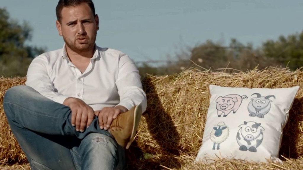'El bróker de Badajoz' llega a 'Granjero busca esposa' montado en 'La Pantoja'