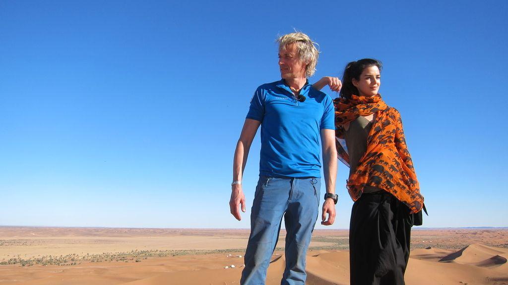 'Planeta Calleja' pone a prueba a Clara Lago en el desierto, el 21 de mayo en Cuatro