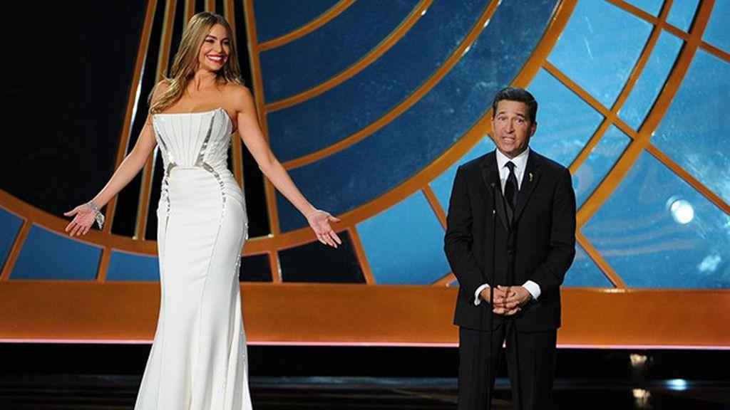 La broma 'sexista' de Sofía Vergara en los Emmy 2014