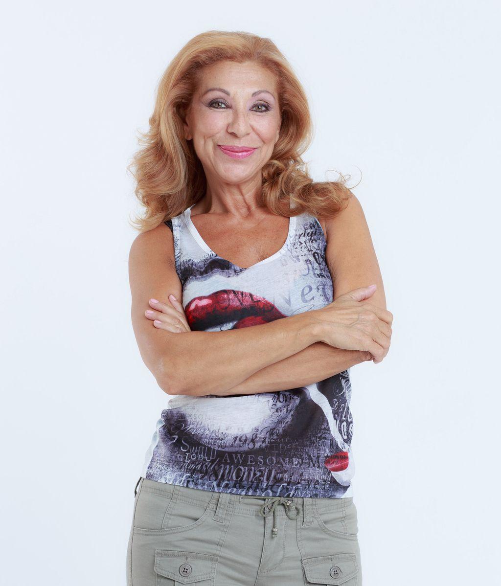 Jenny Llada, 'vedette'