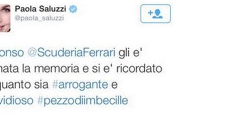 Tuit de Paola Saluzzi