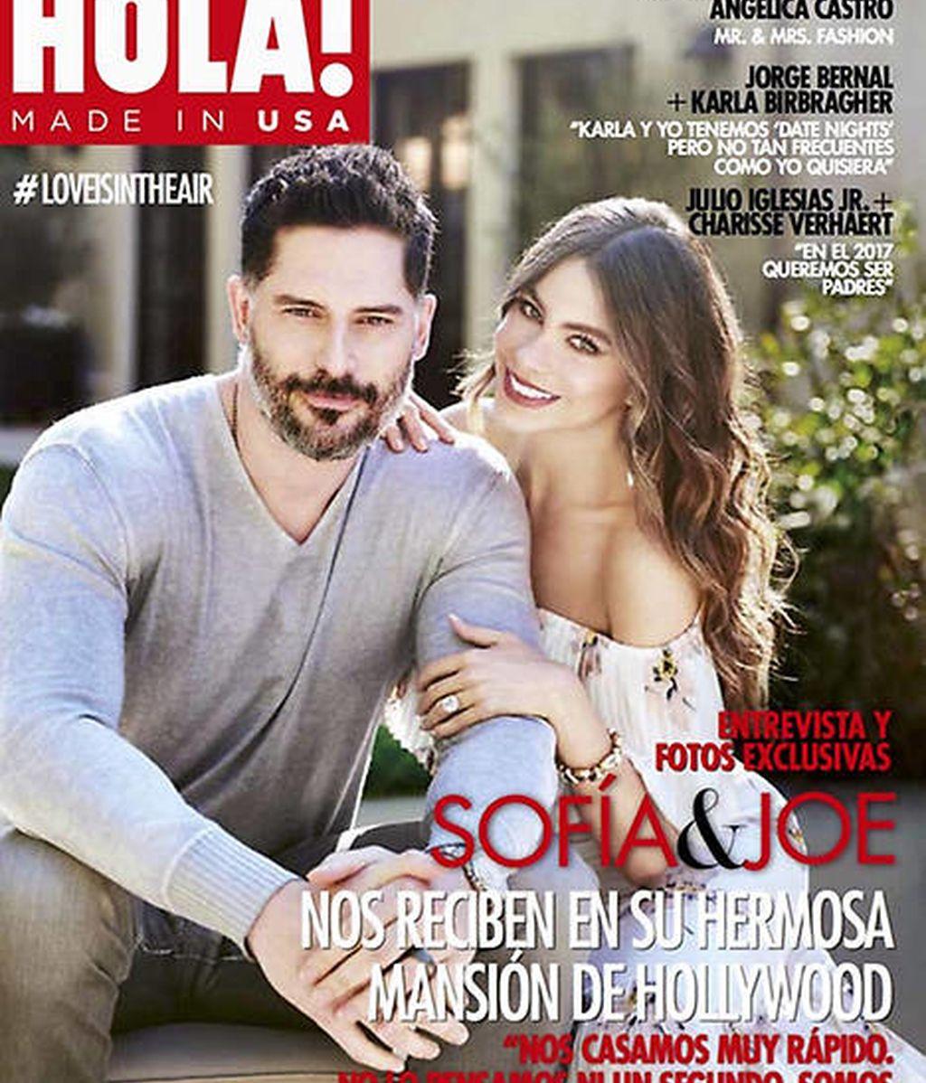Sofía Vergara, portada 'Hola'