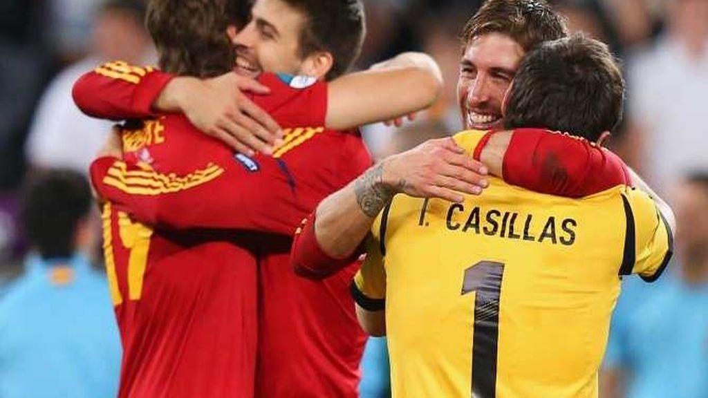 Final de la Eurocopa 2012
