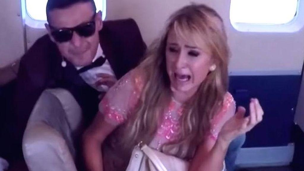Paris Hilton, víctima de una broma 'mortal'