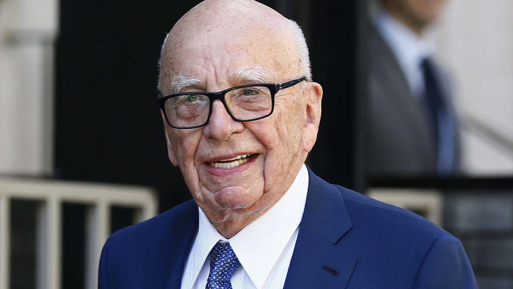 Rupert Murdoch, propietario de NewsCorp