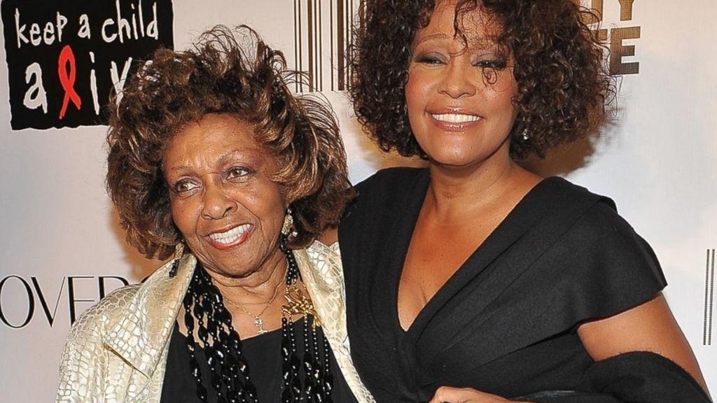 Cissy Houston y Whitney