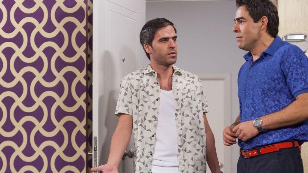 El hermano de Amador se instala en Mirador de Montepinar y se enamora de Alba