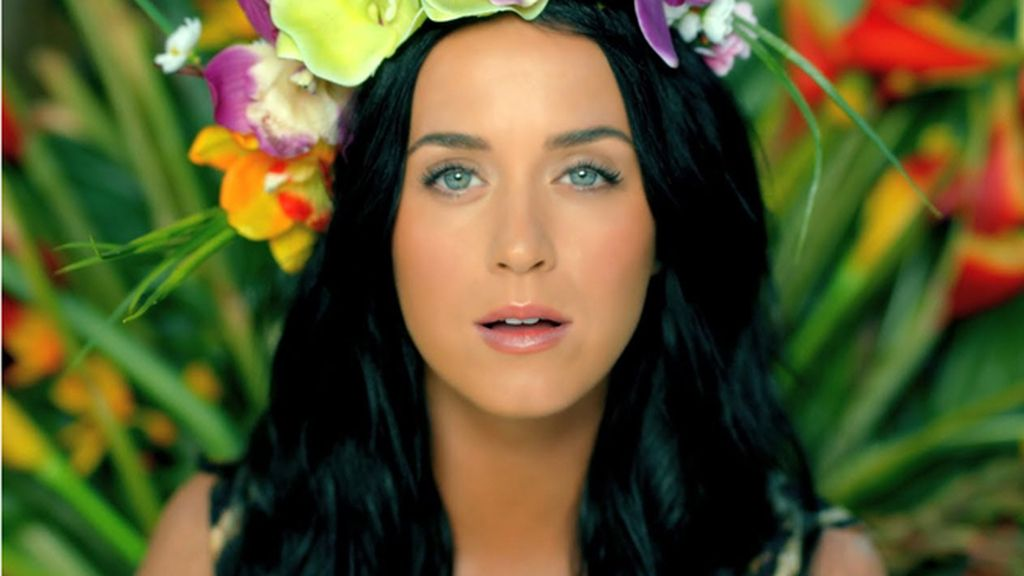 Katy Perry. 'Roar'. 806.000.000 visitas