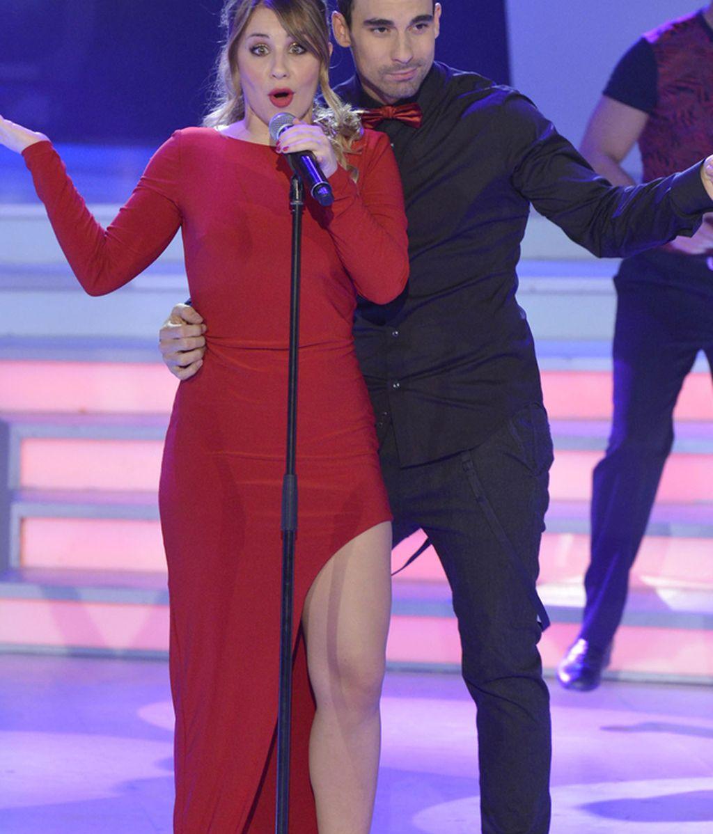 Lucía Gil y Christian Sánchez ('Yo quisiera')