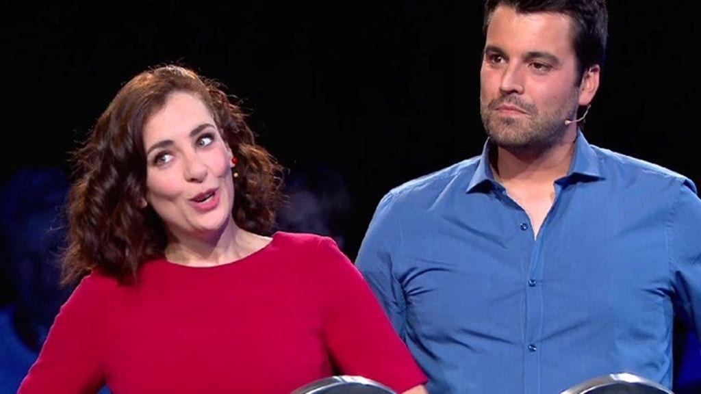 Blanca y Alejandro asaltan 'The wall' para llevar a la abuela a conocer Australia