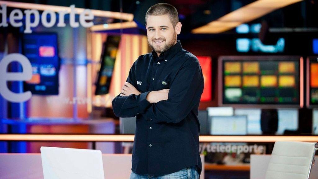 Marc Martin TVE