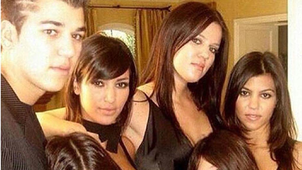 Acción de Gracias. Kardashian