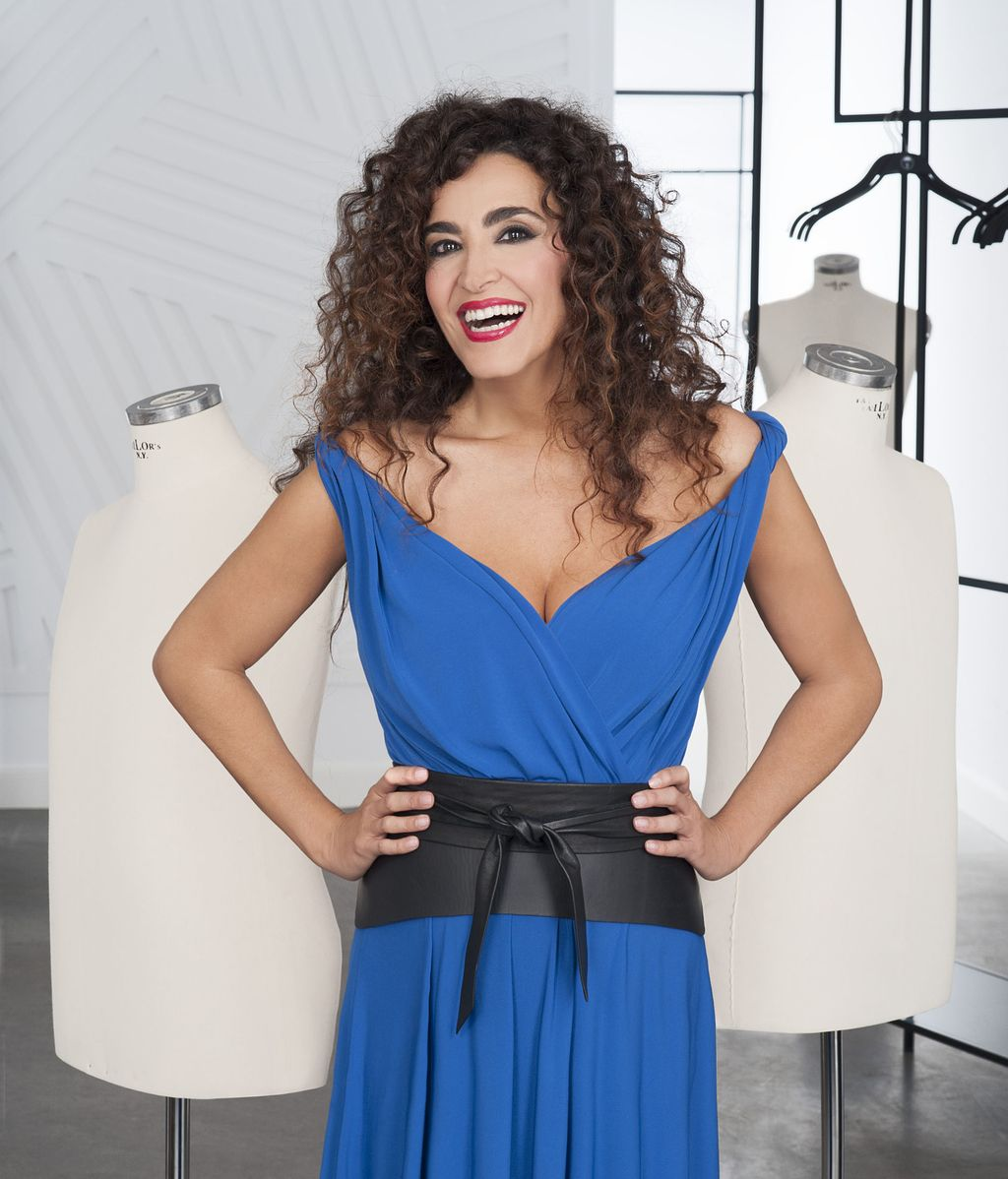 Cristina Rodríguez, 'coach' de 'Cámbiame'