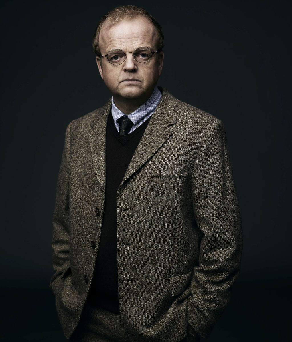 Toby Jones - Wayward pines