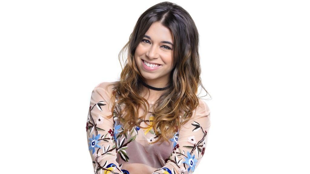 Paula Rojo, cantante y componente del jurado de RTVE para el Festival de Eurovisión