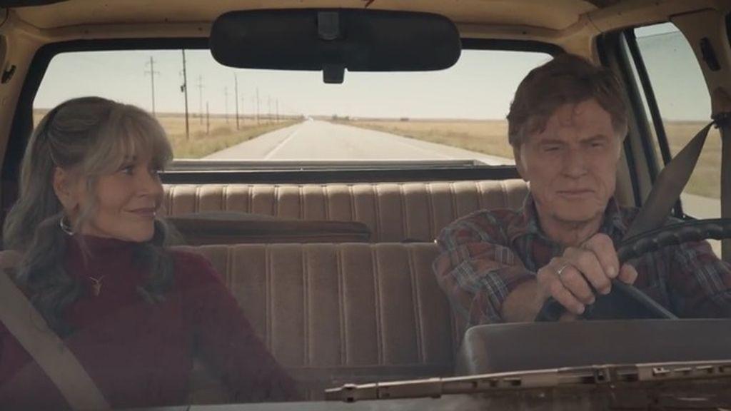 'Nosotros en la noche', el 'carpe diem' de unos ancianos Jane Fonda y Robert Redford